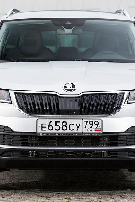 Škoda Karoq: долгожданная премьера компактного SUV на российском рынке