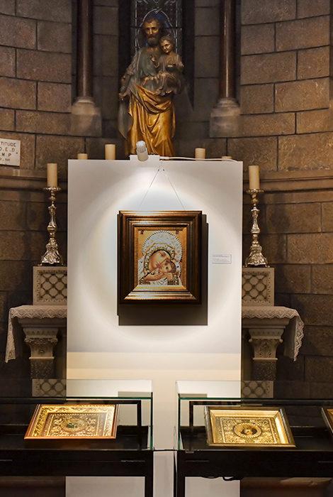 В Монако открылась выставка икон из России под патронажем князя Альбера II