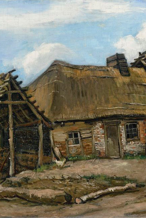 Картина Ван Гога стала самой крупной продажей арт-ярмарки TEFAF