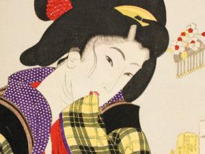 #PоstaArt: гравюры  Цукиока Ёситоси — глазами переводчика книг Харуки Мураками Дмитрия Коваленина