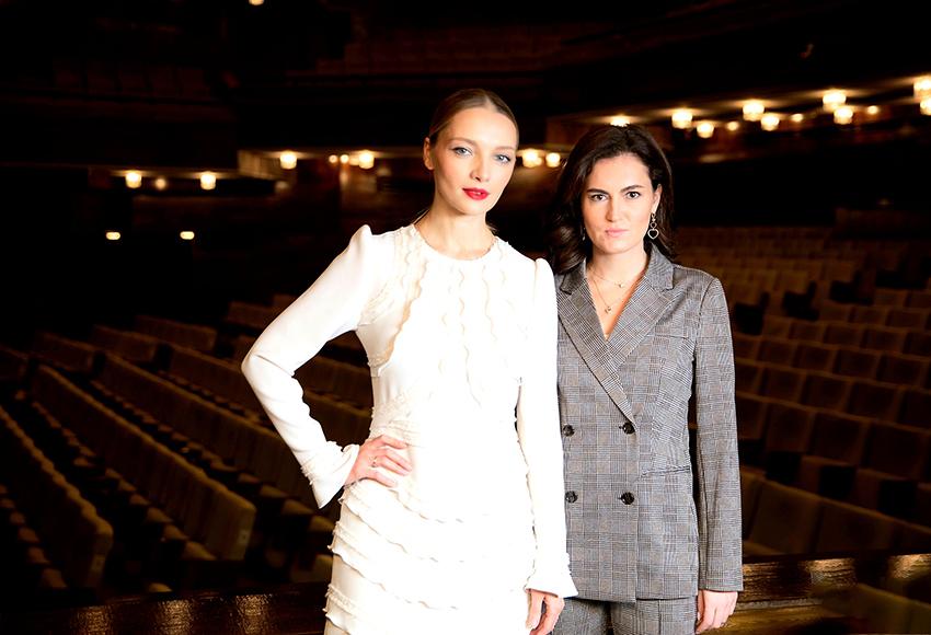 Екатерина Вилкова и Рената Пиотровски