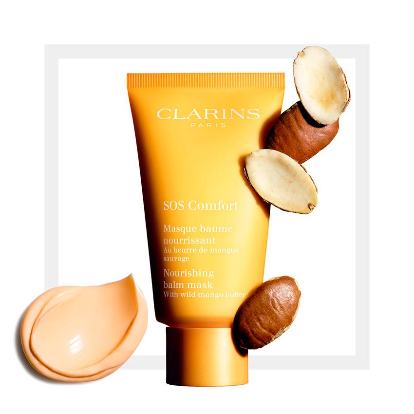 Питательная маска с маслом манго SOS Comfort