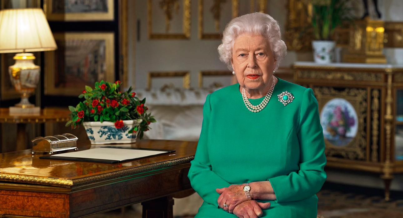 Елизавета II: о стойкости