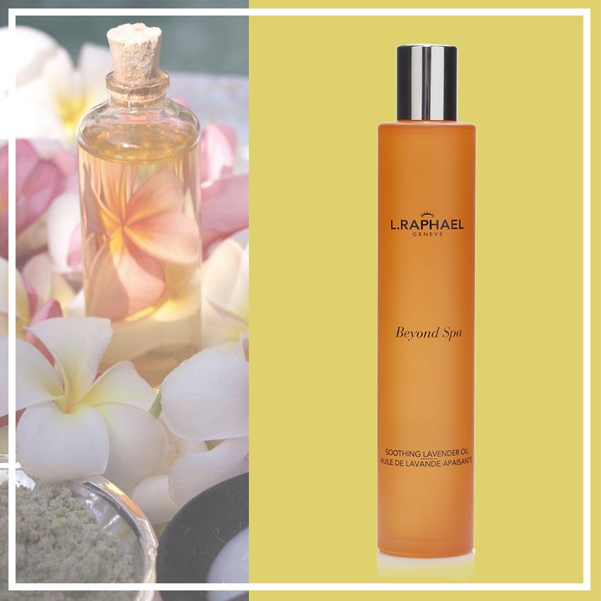 Успокаивающее масло с лавандой Beyond Spa, L.Raphael