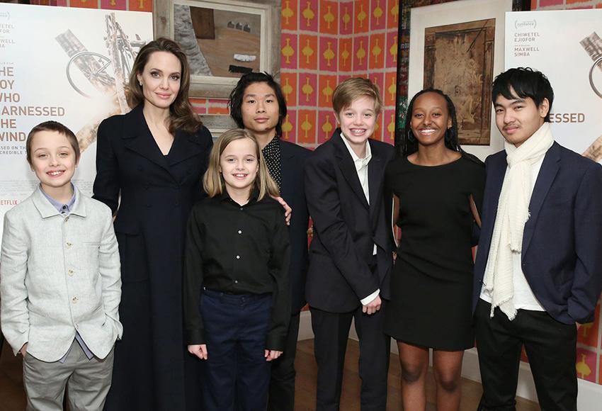 «Дети не хотят, чтобы ты была идеальной»: Анджелина Джоли обратилась ко всем родителям со словами поддержки