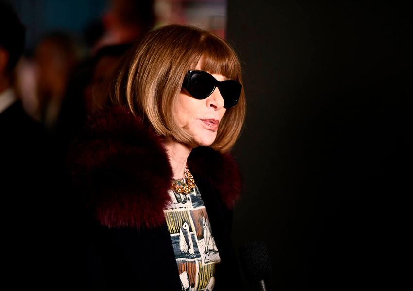 «Нам нужно славить искусство моды»: Анна Винтур рассказала об изменениях в фэшн-индустрии после пандемии