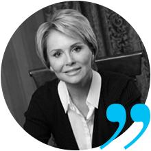 Мария Николаева,  директор детских садов English Nursery and Primary School