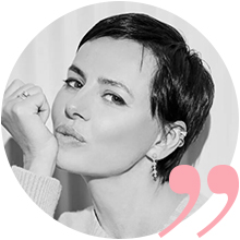 Оксана Лаврентьева,  владелица центра здоровья и красоты «Белый сад»