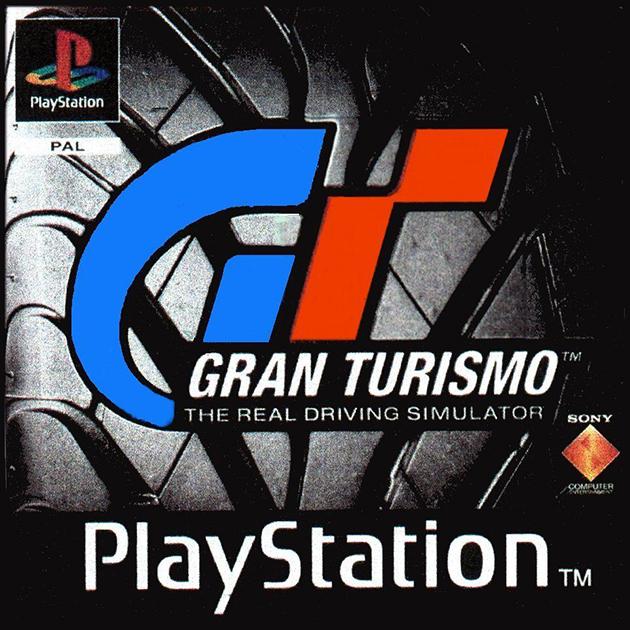 Gran Turismo Sony Playstation, 1997