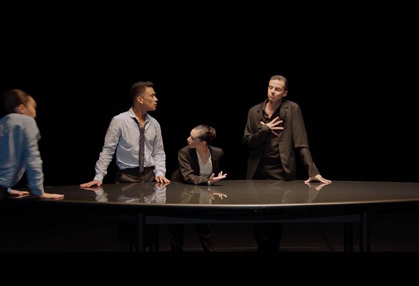 #PostaDance: балет The Statement Нидерландского театра танца можно посмотреть онлайн до 17 апреля