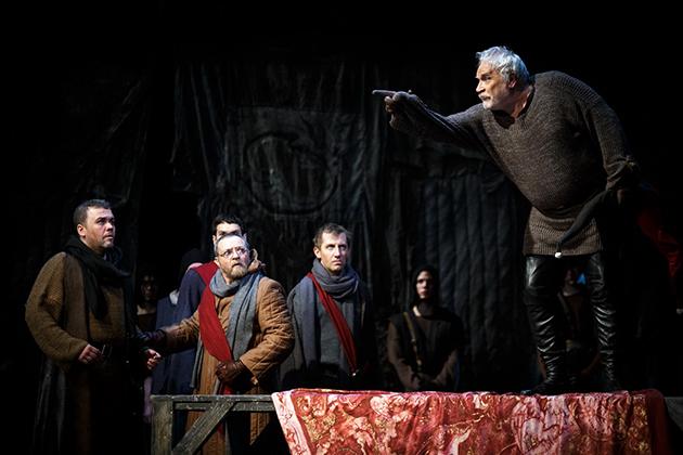 17 апреля покажут спектакль «Король Лир»