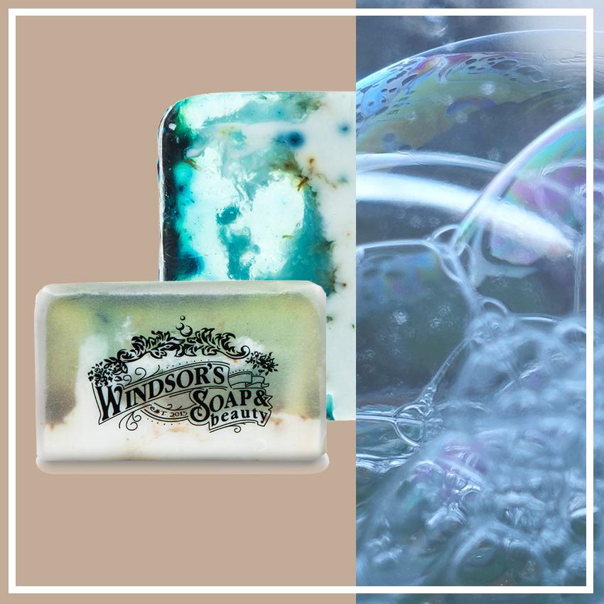Мыло «Нероли & кориандр», Windsor's Soap
