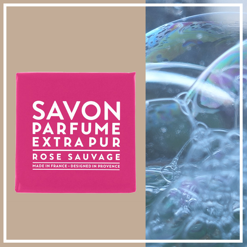 Мыло Rose Sauvage, Compagnie de Provence