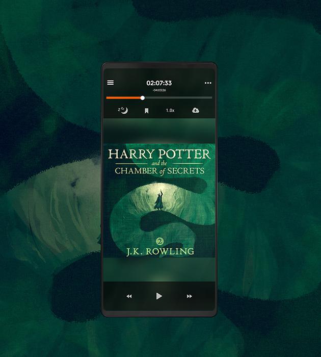 Аудиоверсия Гарри Поттера, озвученная Стивеном Фраем, появится на Storytel