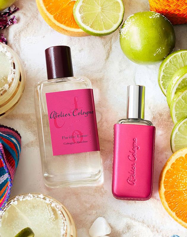 Для хорошего утра подойдут акватические ароматы. Также обратите внимание на запахи с цитрусовыми, свежими, щекочущими нос нотами. Прекрасный пример — парфюмированная вода Pacific Lime от Atelier Cologne