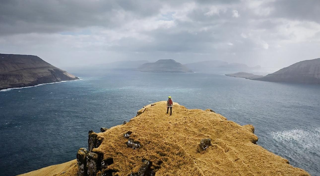 Стать жителем Фарерских островов на одну минуту