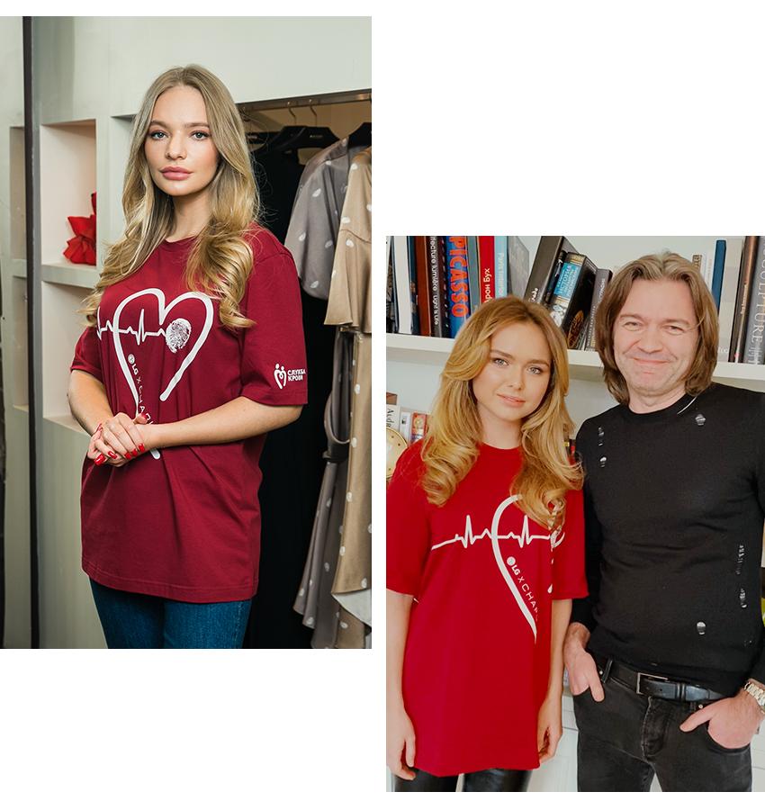 Елизавета Пескова /  Дмитрий Маликов с дочерью Стефанией