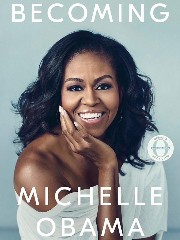 Women in Power. Мишель Обама: «Вдохновение требуется подкреплять тяжелой работой»