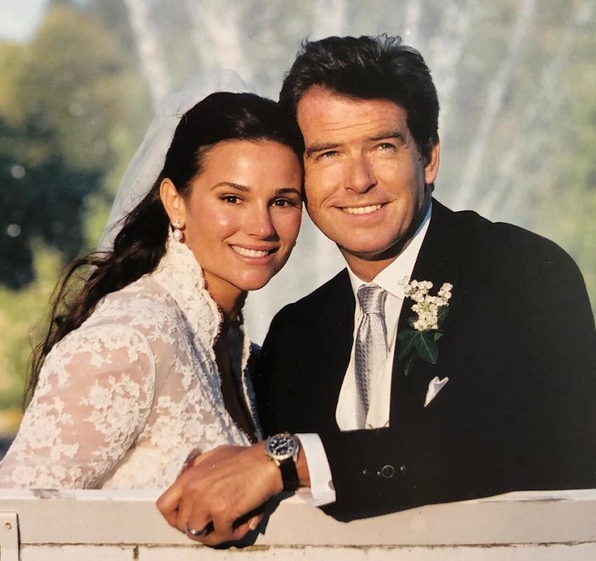 Пара недели: Пирс Броснан и Кили Шей Смит — 26 лет семейного счастья
