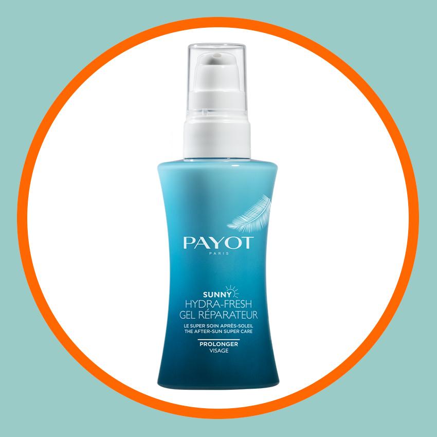 Суперуход для лица после загара, Hydra-Fresh Gel Reparateur, Payot