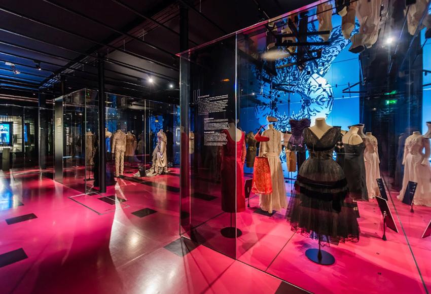 Музей кружева и моды в Па-де-Кале