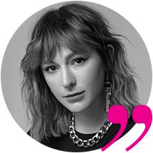 Аня Ковалева, топ-стилист «Парикмахерской Belka»