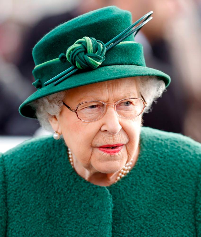 Елизавета II: о жизни