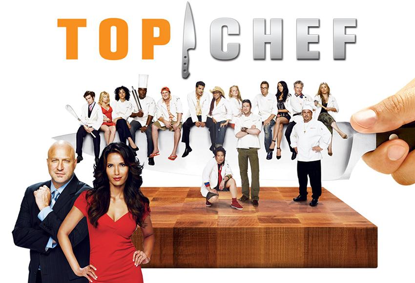 Top Chef на канале Bravo