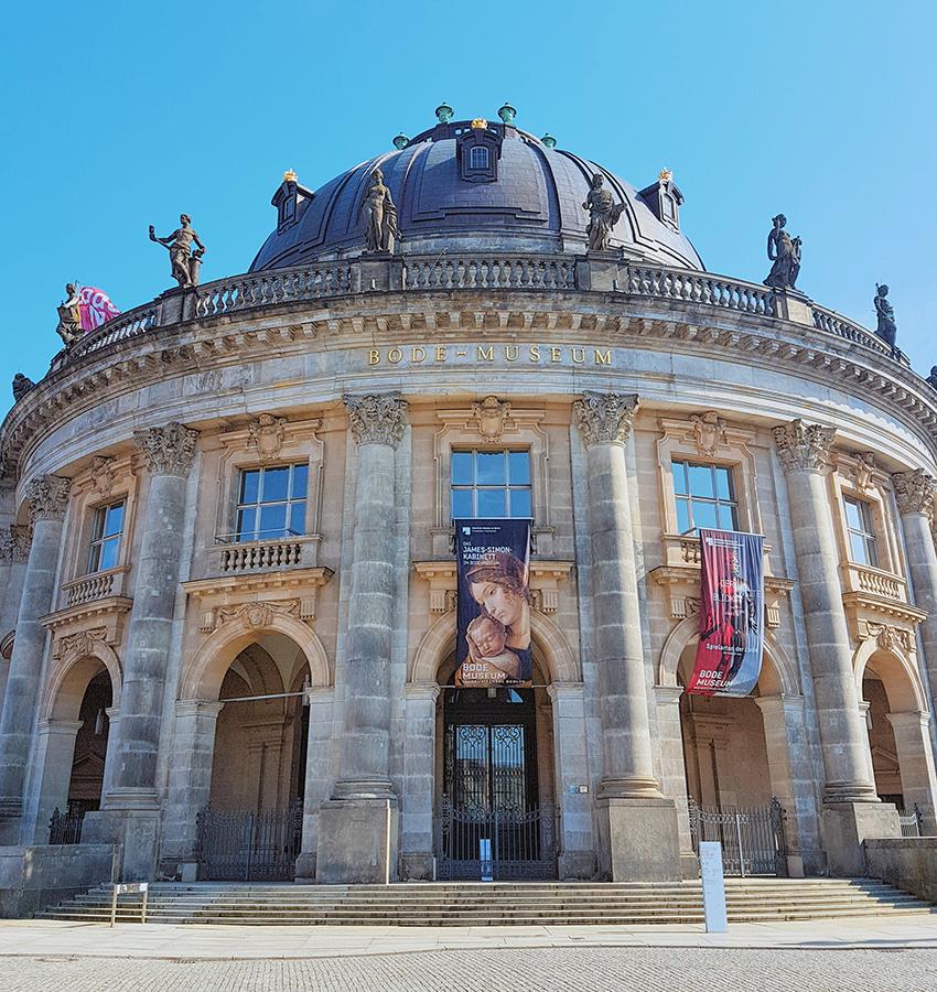 Музеи Берлина могут открыться 4 мая