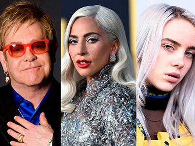18 апреля: One World: Together at Home. Элтон Джон, Леди Гага, Билли Айлиш и Пол Маккартни — в благотворительном онлайн-фестивале.