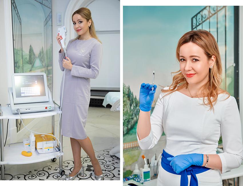 Главные по красоте: Елена Гольцова, к.м.н., главный врач клиники GG beauty — о красивом взрослении и прорывных бьюти-технологиях