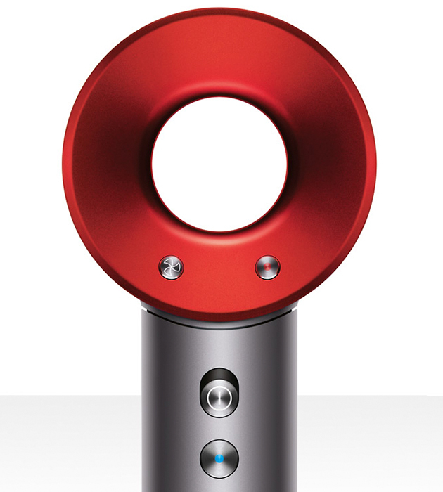 Фен Dyson Supersonic Red, Dyson