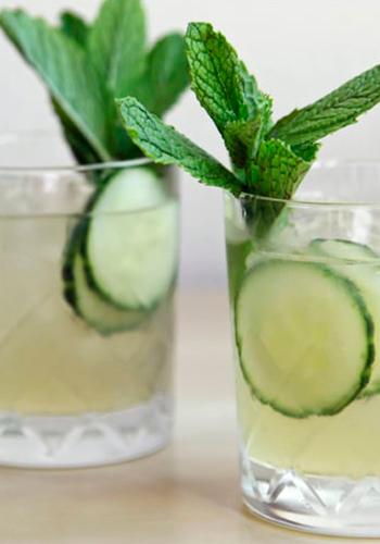 Рецепт Power Cocktail из отеля Bvlgari Resort Dubai