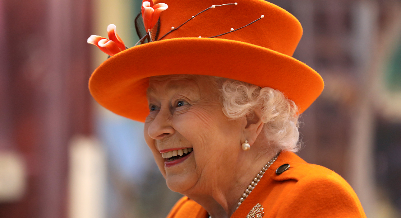 Елизавета II: о необходимости улыбаться