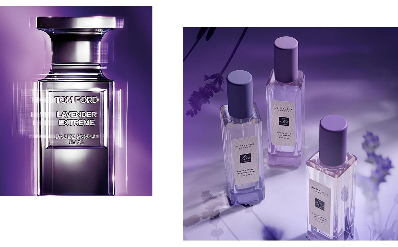 Lavender Extreme от Tom Ford, Lavender от Jo Malone