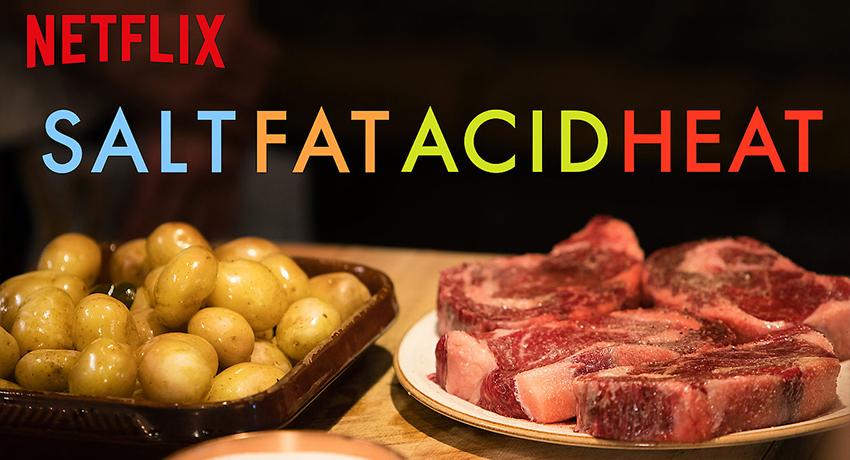 Salt, Fat, Acid, Heatот Netflix от Netflix