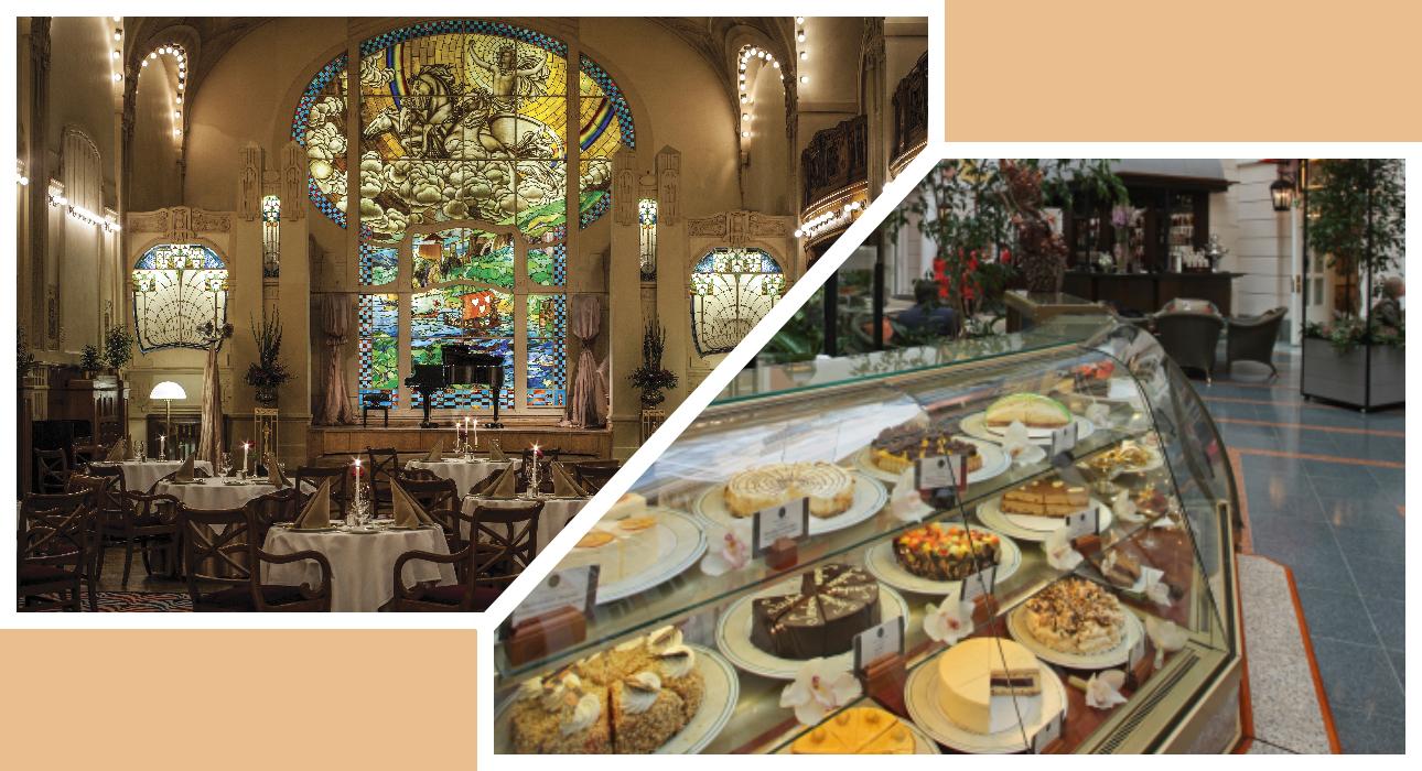 Готовим завтрак с шеф-поваром Belmond Grand Hotel Europe