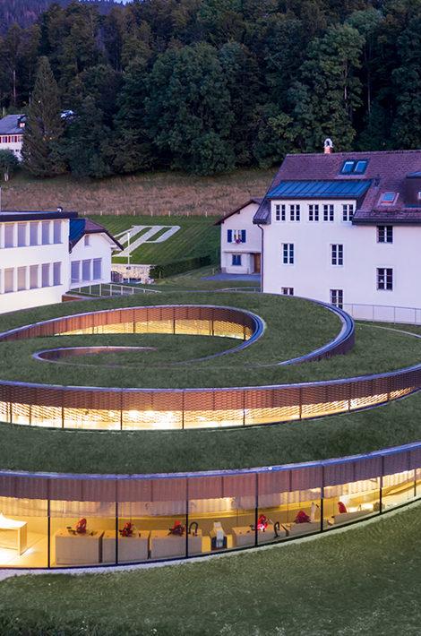 Каким будет новый музей Audemars Piguet в швейцарской долине Жу