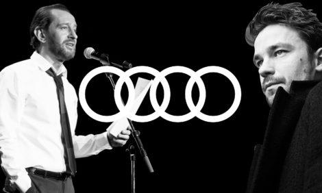 Онлайн-шоу «Audiтория»: с 8 апреля читаем в прямом эфире в паре с Александром Петровым и Константином Хабенским