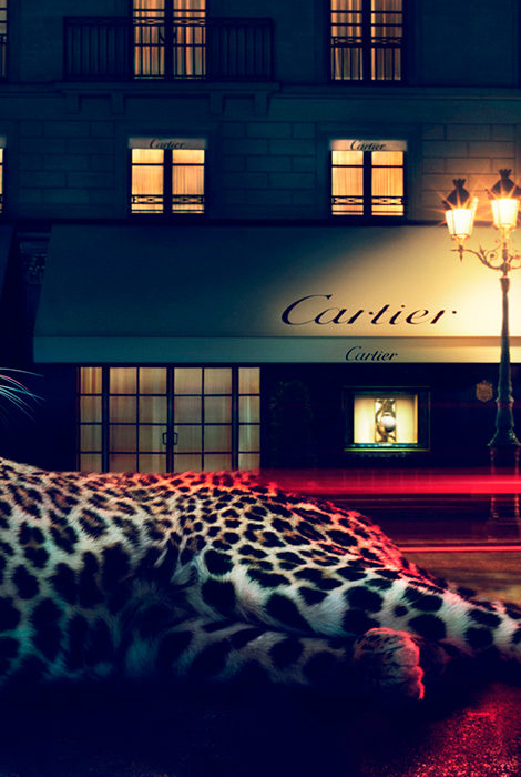 #PostaБизнес: Cartier запускает онлайн-платформу для новых моделей часов