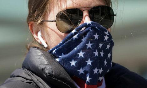 Новые рекомендации Депздрава США: носить маски нужно всем, но лучше делать их самим