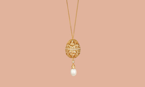 Золото-бриллианты: пасхальная коллекция украшений и сувениров Axenoff
