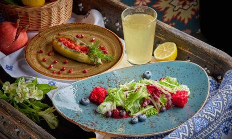 Ресторан на дому: спешите заказать гастрономические сеты от «Тинатин», «Воронежа» и других заведений столицы