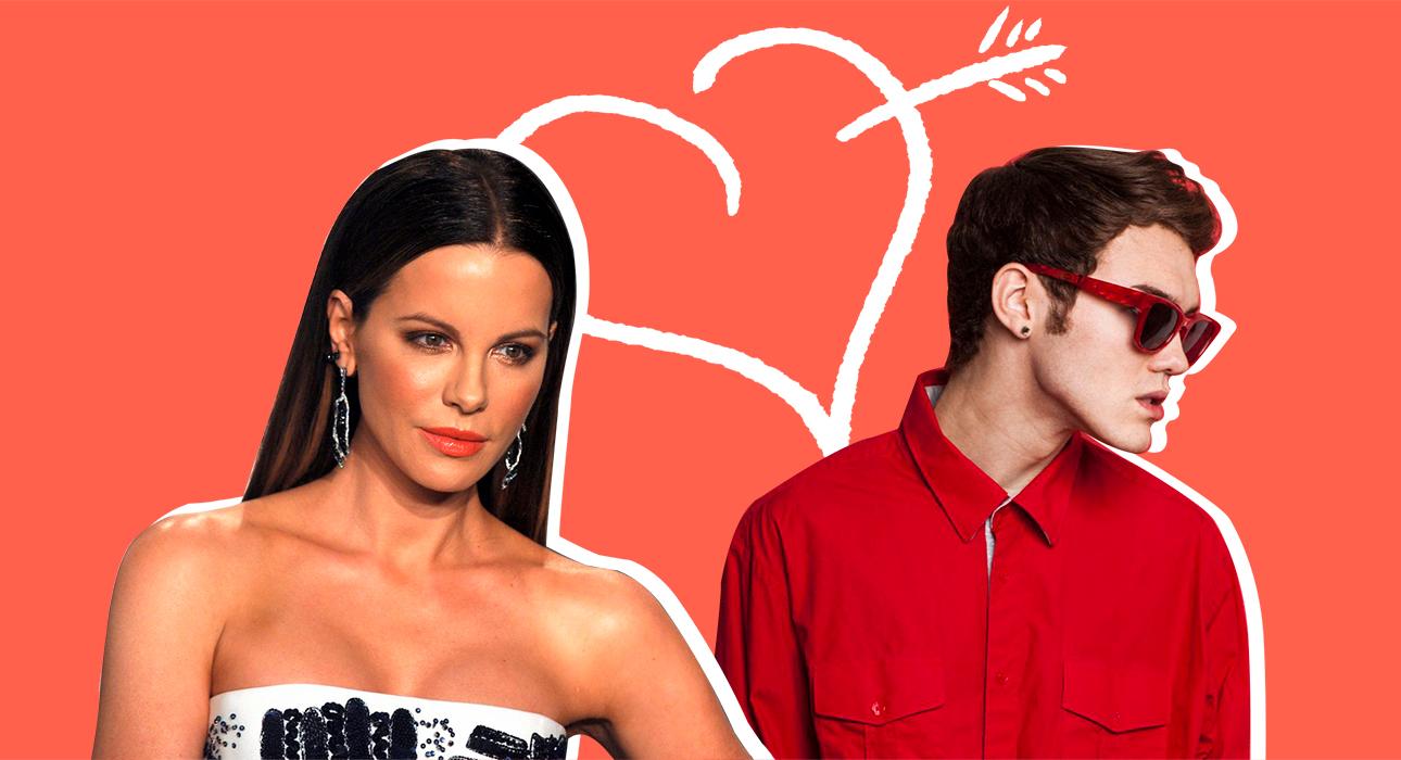 Пара недели: Кейт Бекинсейл и Гуди Грейс — наверное, это любовь