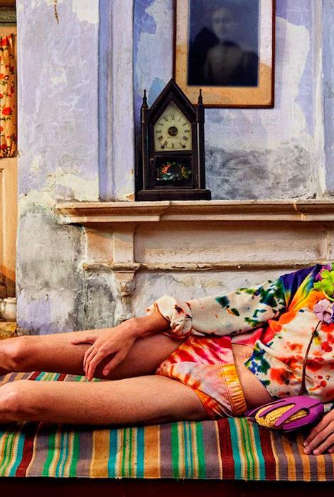 #PostaStyleNotes Ибица навсегда: яркий лукбук очередной коллаборации Loewe с Paula's Ibiza