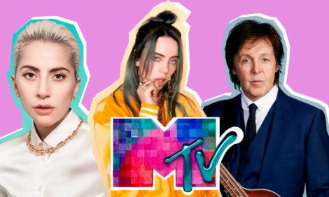 Пол Маккартни и Леди Гага примут участие в благотворительном концерте: смотрите на «MTV Россия» 19 апреля