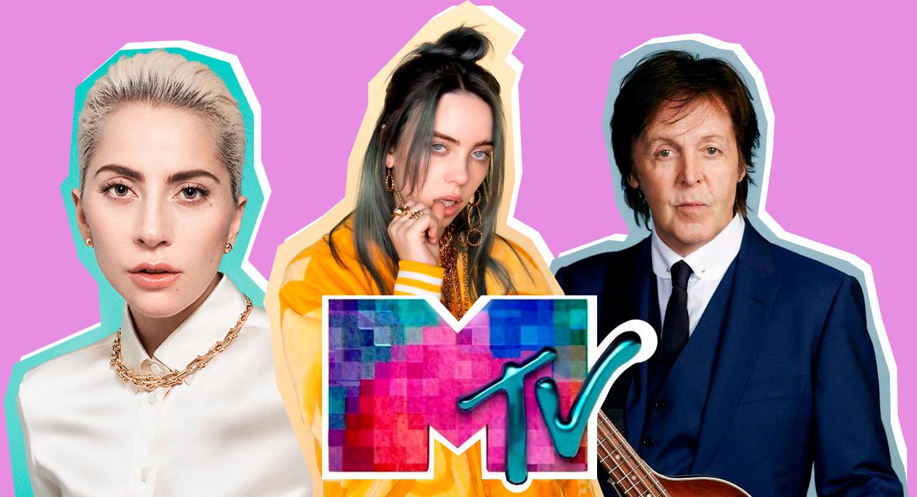 Билли Айлиш, Пол Маккартни и Леди Гага примут участие в благотворительном концерте: смотрите на «MTV Россия» 19 апреля