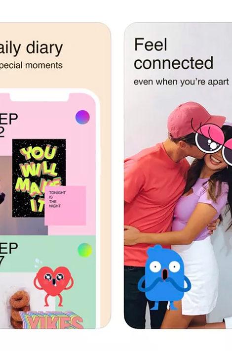 Новое приложение для влюбленных пар от Facebook