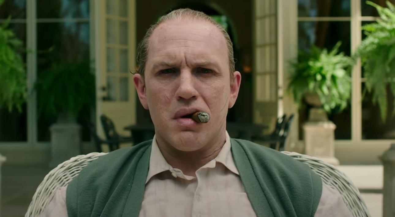 Том Харди в роли Аль Капоне: официальный трейлер нового байопика о самом известном гангстере в истории
