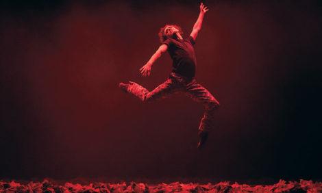 #PostaDance: 10 апреля Сергей Полунин представит спектакль Sacré в прямом эфире